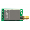 2.4GHz wireless receiver module UART full duplex