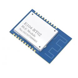 E104-BT02 low power 0dBm 100m UART DA14580 BLE 4.1 Ibeacon Bluetooth Module